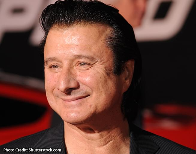 Steve Perry is back with new music!