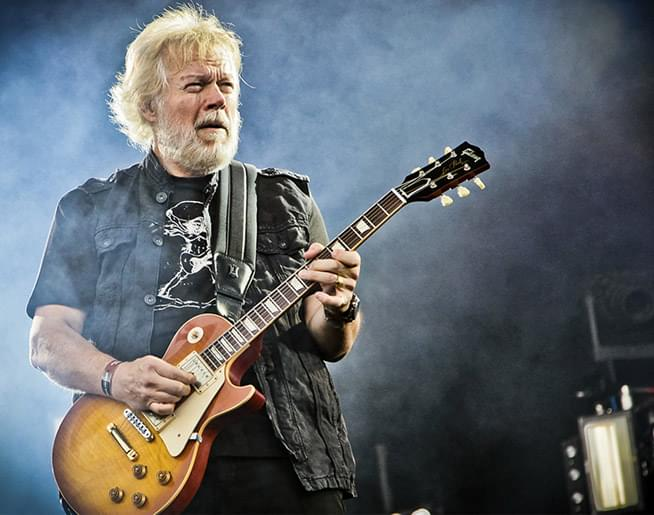 Married with Microphones interview with Randy Bachman