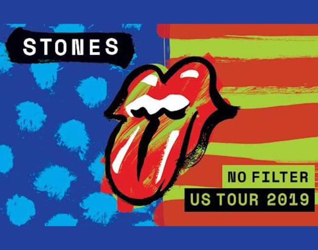 ROLLING STONES: 2019 U.S. Tour Announced!