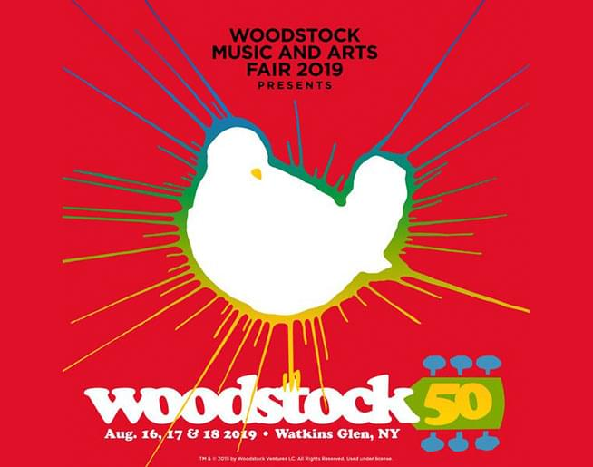 WOODSTOCK 50: Lineup Is Set