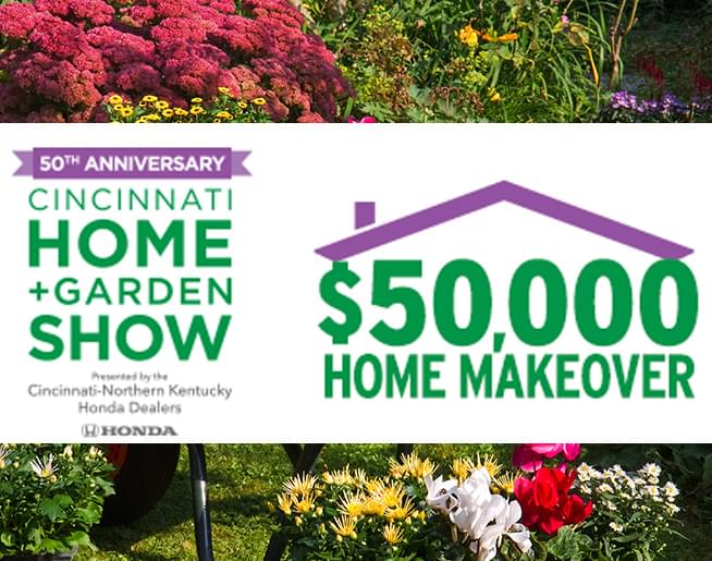 Win a $50,000 Home Makeover!