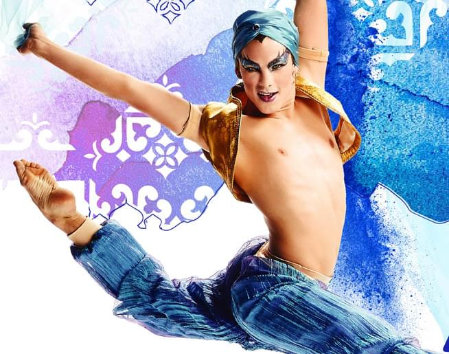 Win tickets to Cincinnati Ballet's Family Series: Aladdin!