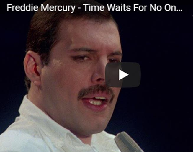 FREDDIE MERCURY: New Single and Video Out