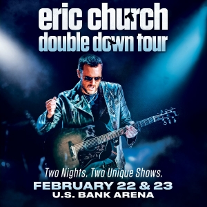 Nash FM 94.1 Welcomes Eric Church to U.S. Bank Arena!