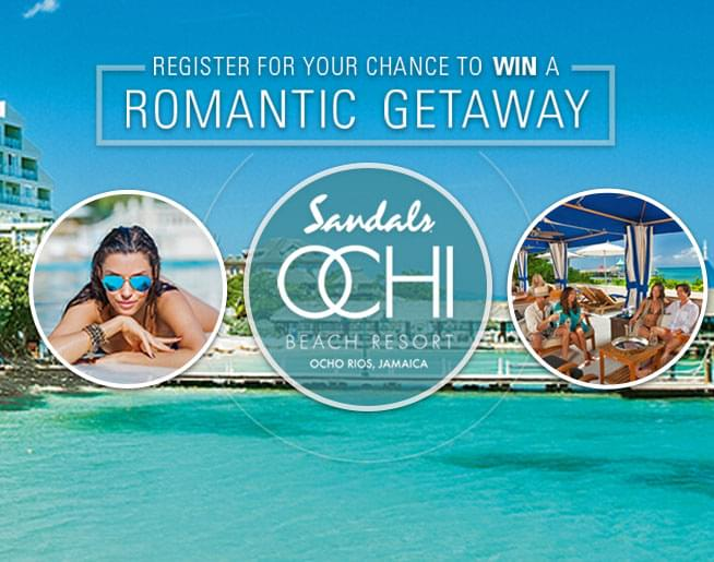 Win a Sandals Vacation!