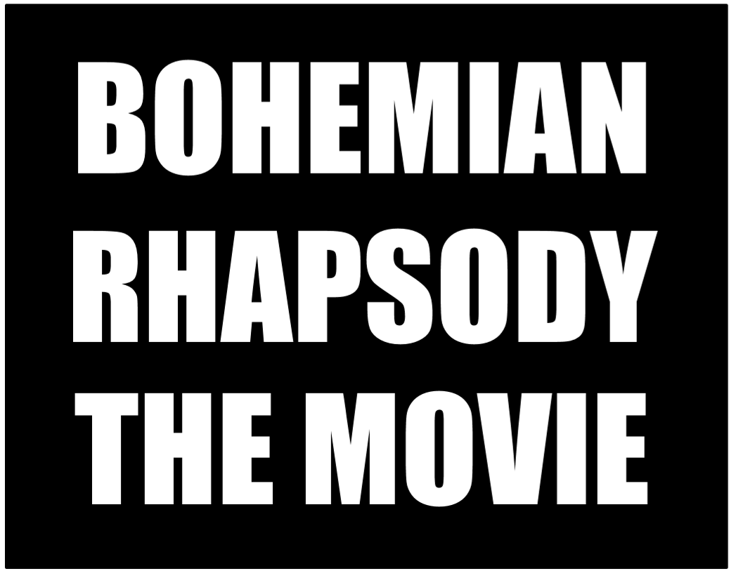"Official Trailer for Queen Movie ""Bohemian Rhapsody"""