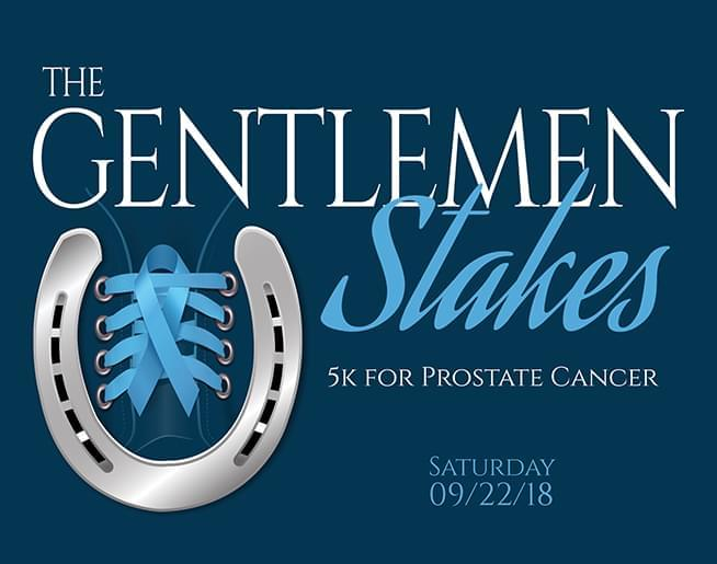 The Gentlemen Stakes 5k for Prostate Cancer
