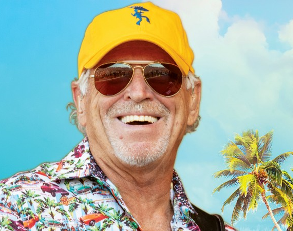The FOX Welcomes Jimmy Buffett