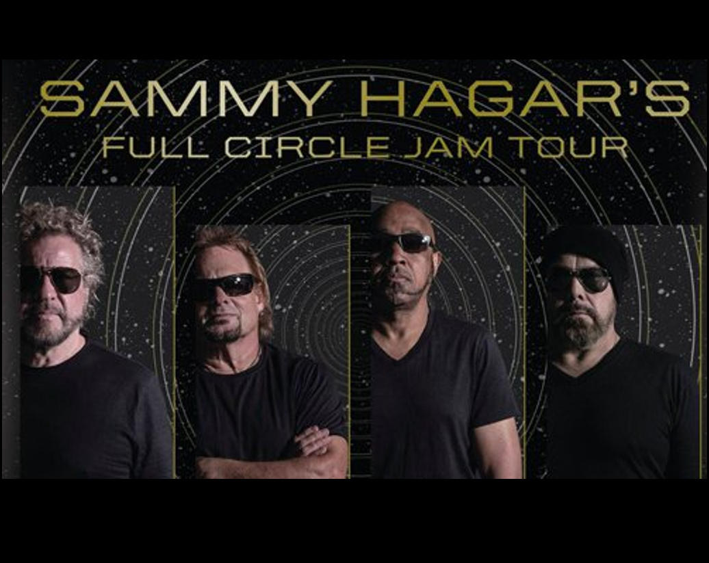 The FOX Welcomes Sammy Hagar & The Circle