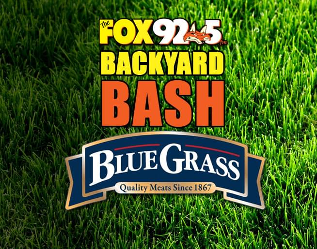 The FOX Backyard Bash – SIGN UP TODAY