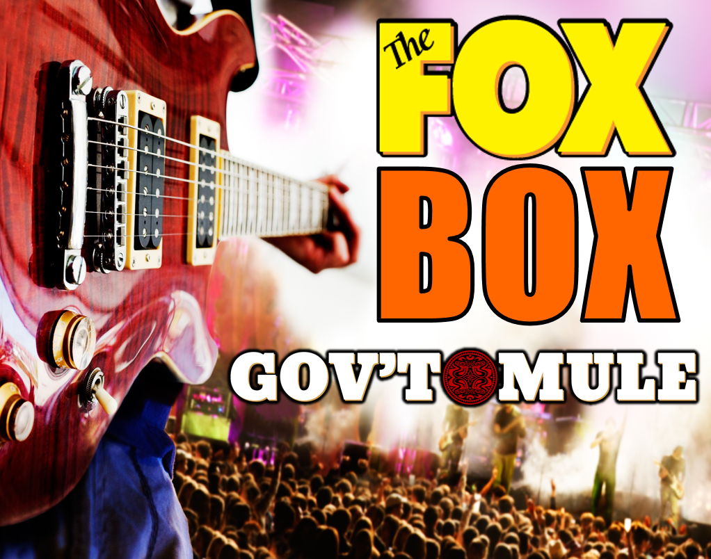 Win Passes to The FOX BOX!