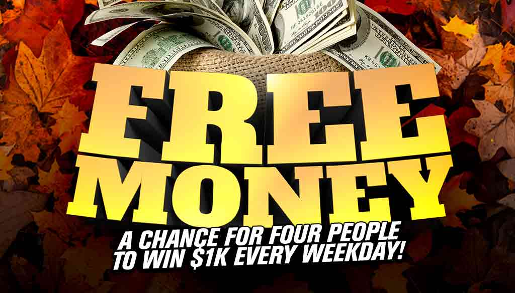4k Fall – Free Money