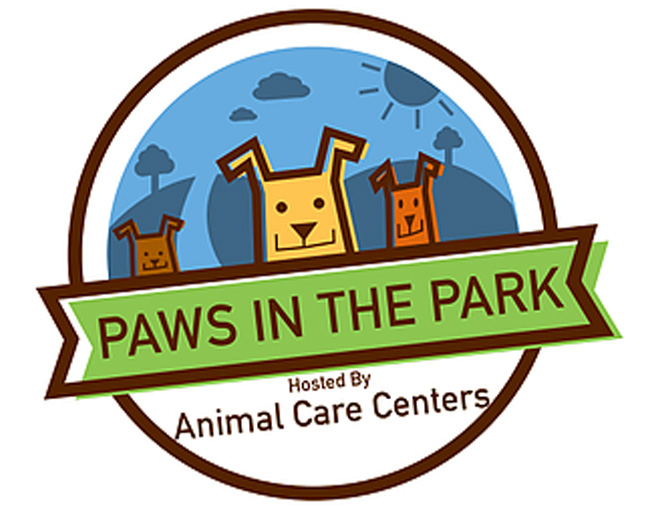 Animal Care Center's Paws in the Park