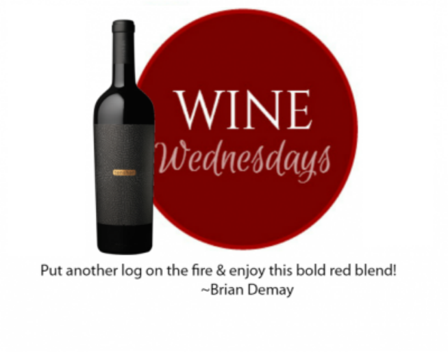 Brian's Wine Wednesday: Tenshen Red Wine