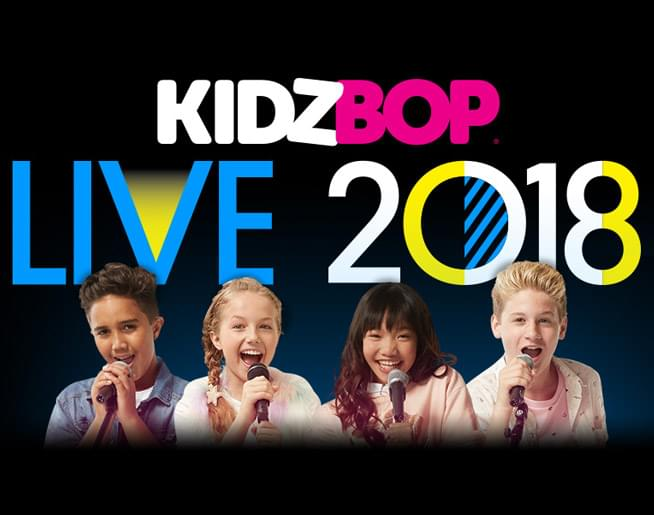 Win a Kidz Bop VIP Package!