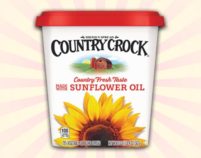 Country Crock Mix-In of the Day!