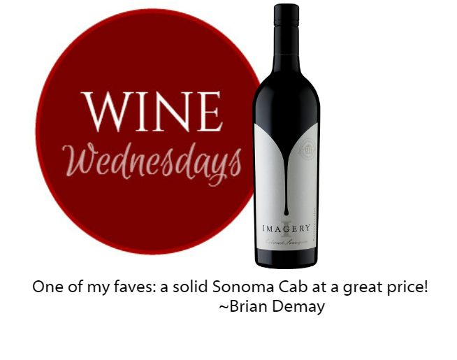 Brian Demay's Wine Wednesday: Imagery Cabernet