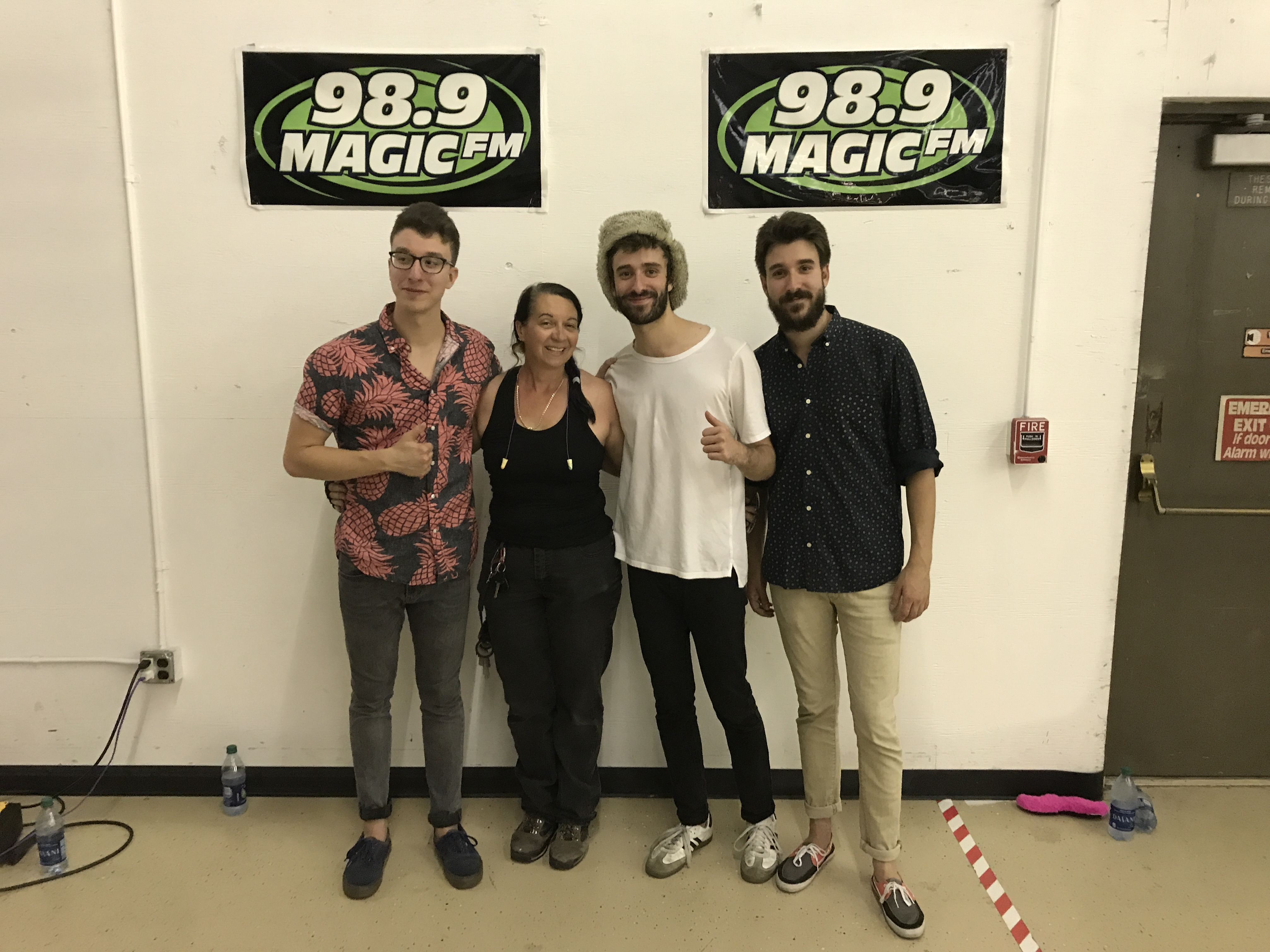 Ajr meet and greet pictures kkmg fm ajr meet and greet pictures kristyandbryce Choice Image