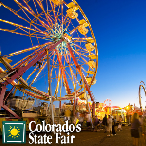 Colorado State Fair is back!