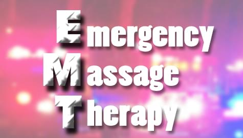 EMT: Emergency Massage Therapy with Massage Heights!