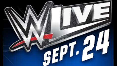 Win Front Row WWE Tickets!