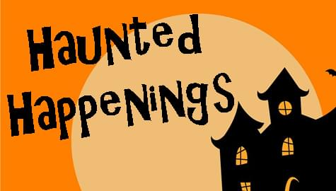 Magic FM Haunted Happenings