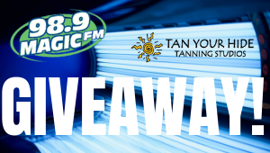 Tan Your Hide GIVEAWAY!