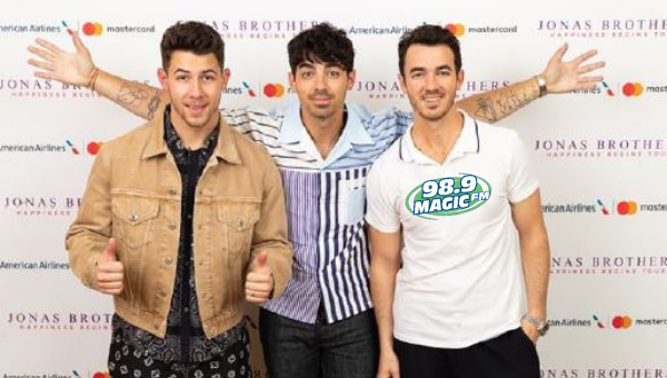 The Jonas Brothers Are Coming!!