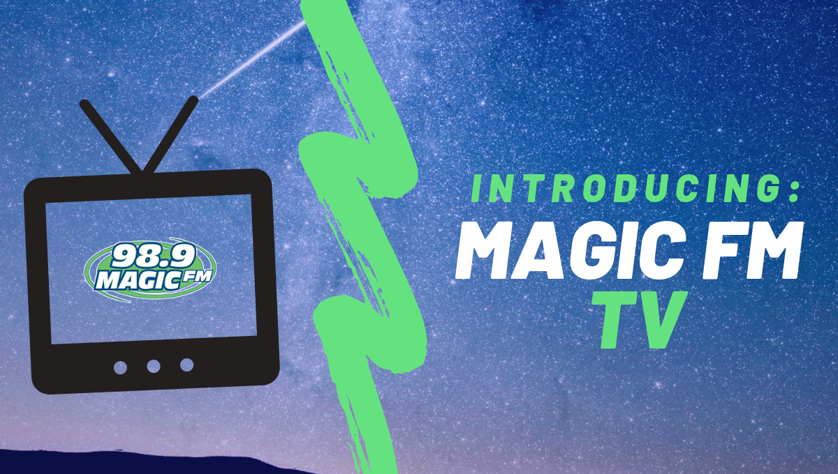 Introducing Magic FM TV!
