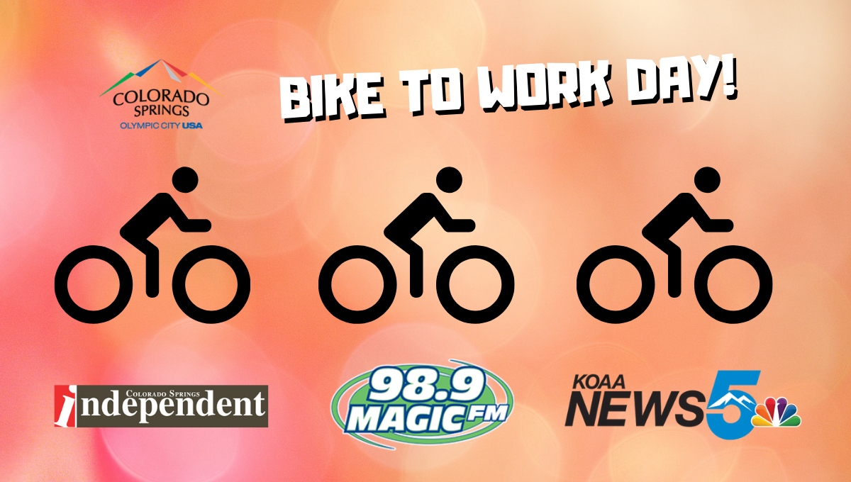Bike To Work Day Coming Up!