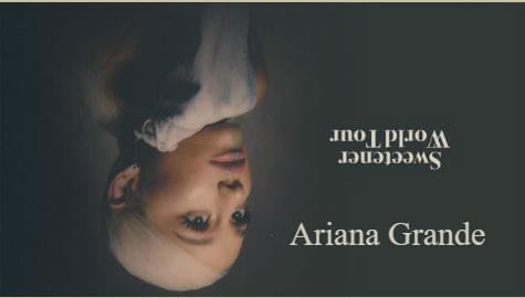 Ariana Grande | Pepsi Center | July 11