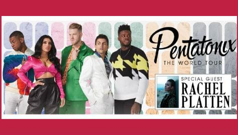 Pentatonix w/ Rachel Platten | Pepsi Center | May 19