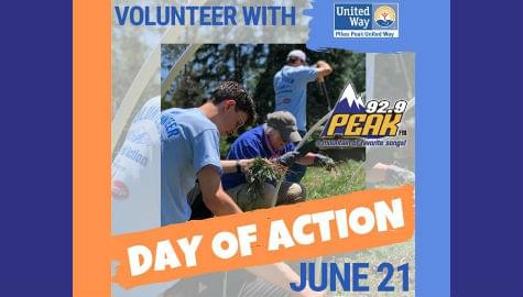 Day Of Action | United Way | June 21