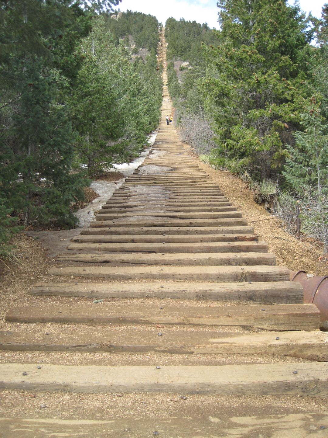 Etonnant Supporters Of The Manitou Incline Have Donated $10,000 To The Rocky  Mountain Field Institute For Maintenance On Barr Trail