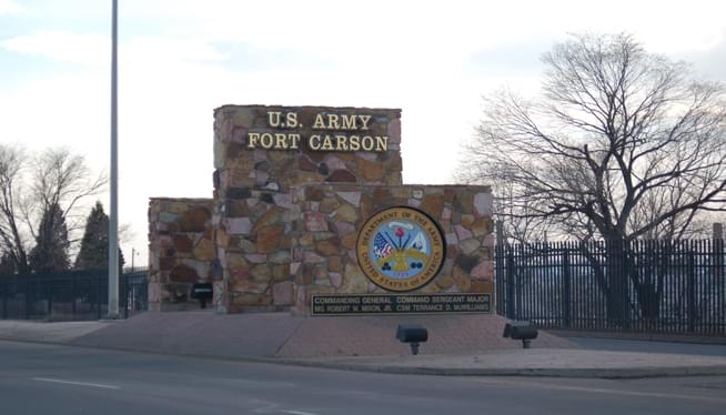 Fort Carson Soldier Investigated for Assault on a Child