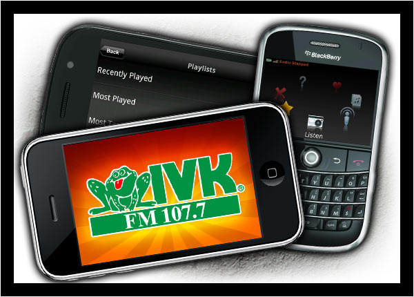 Download the free WIVK mobile app for all devices