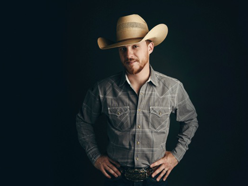 "Exclusive Premiere: Title Track to Cody Johnson's New Album, ""Gotta Be Me"""