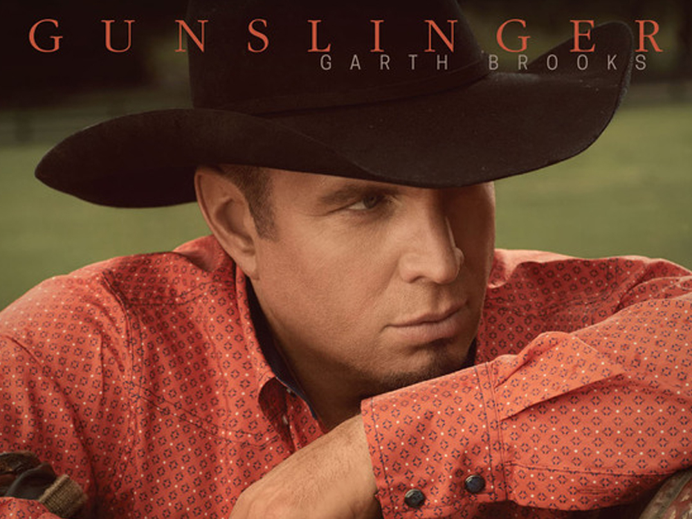"Garth Brooks Comes Out Firing With Upcoming Album, ""Gunslinger"""