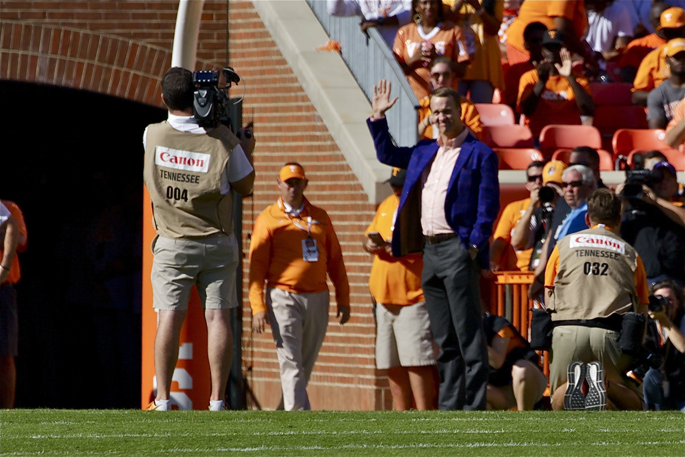 Photo Gallery: UT vs. Alabama Action