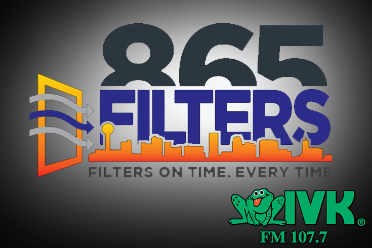 Win a Year's Supply of Filters from 865filters.com