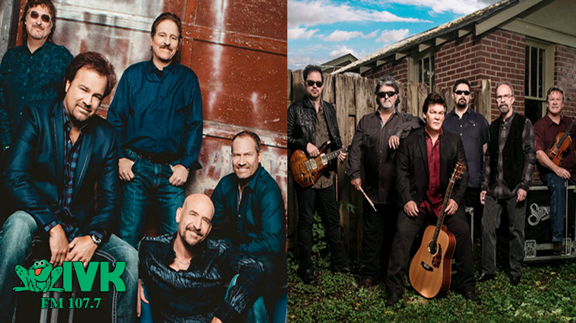 October 19 – Restless Heart & Shenandoah @ Country Tonite