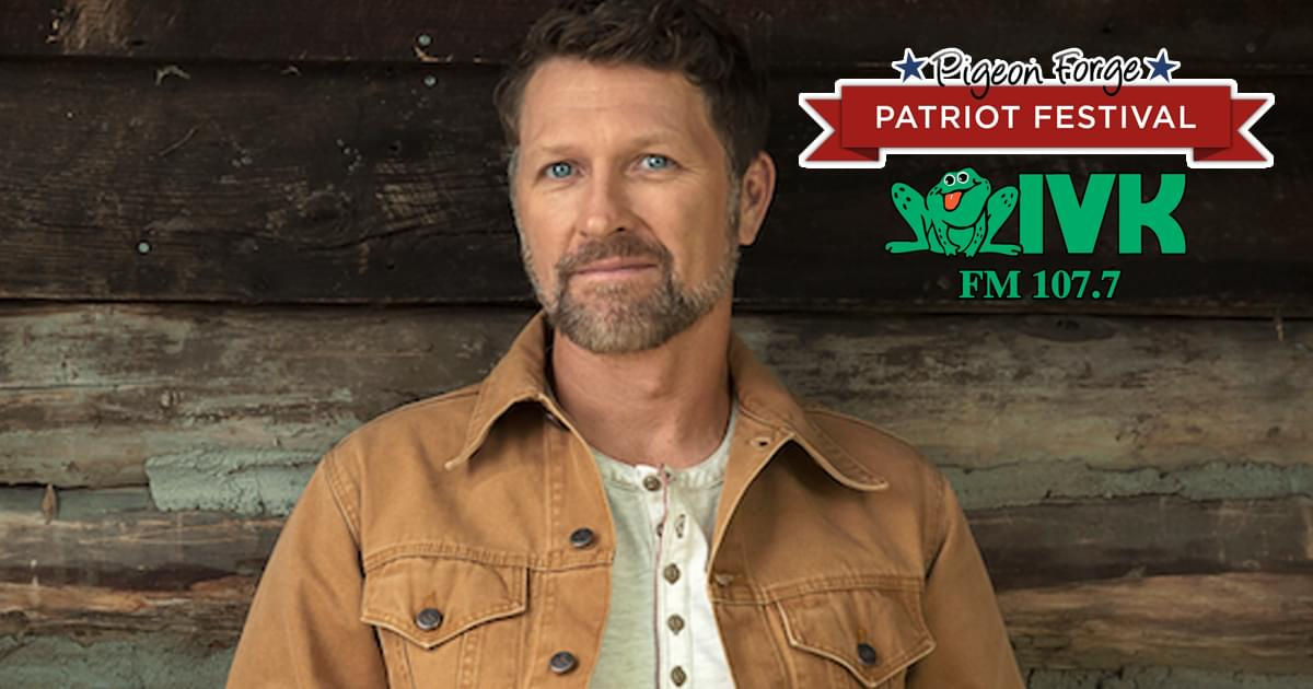 July 4 – Craig Morgan at Froggin' in the Forge
