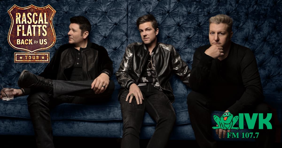 September 1 – Rascal Flatts at Harrah's