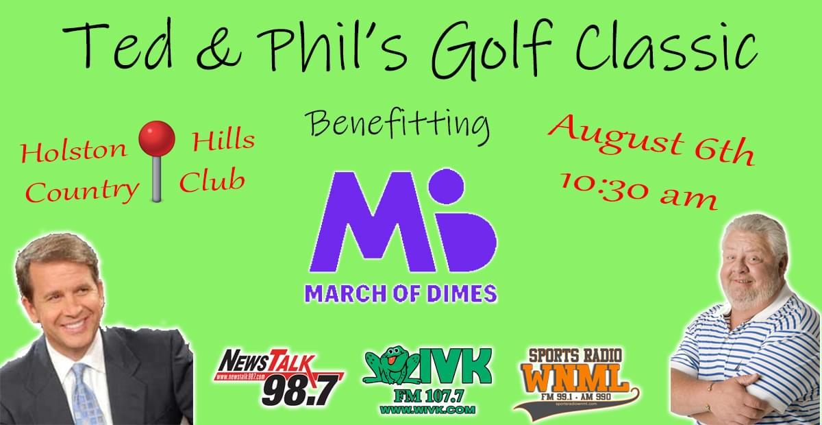 Ted & Phil's Golf Classic Benefitting March of Dimes