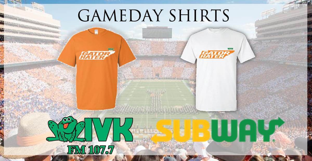 Gameday Shirts