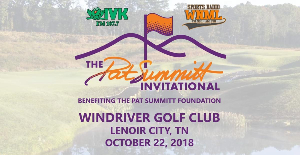 Pat Summitt Invitational Golf Tournament