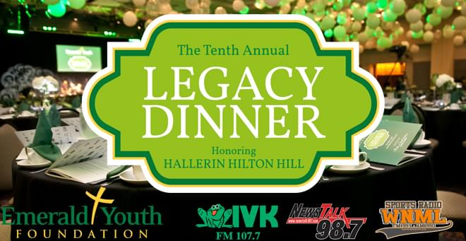 Emerald Youth Foundation Legacy Dinner
