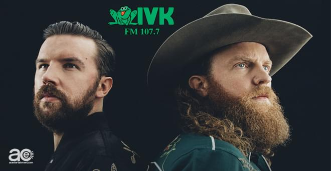 March 13 – Brothers Osborne at Knoxville Civic Auditorium