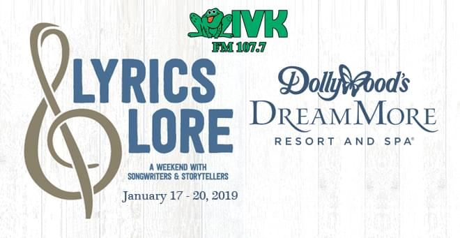 Lyrics & Lore at Dollywood's DreamMore Resort
