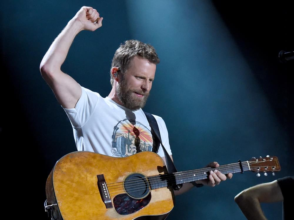 Dierks Bentely to Headline Free Concert at the NFL Draft in Nashville